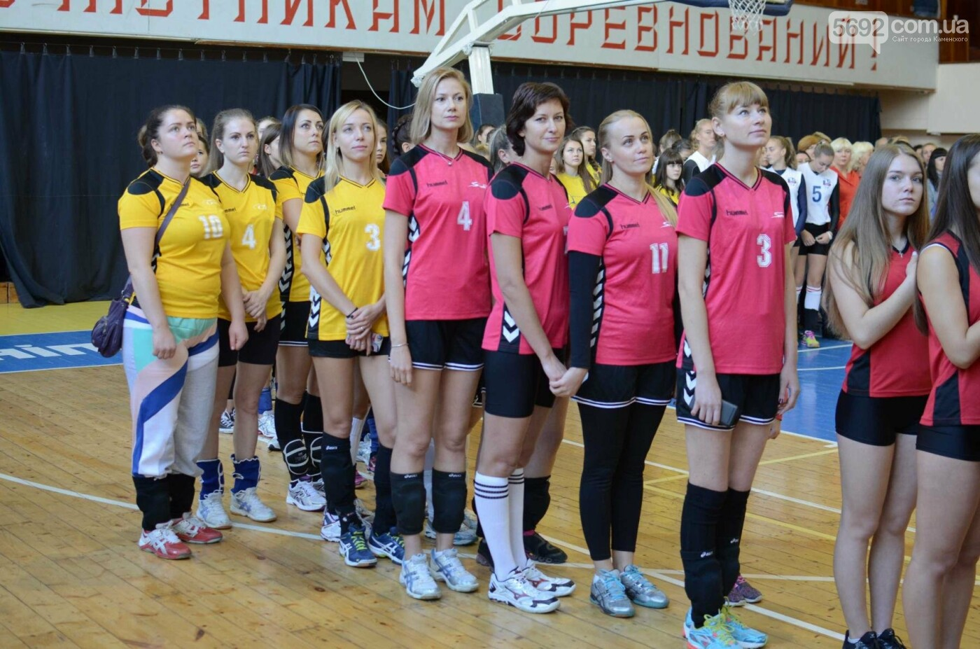 В Каменском открылся волейбольный турнир «Кубок освобождения», фото-18