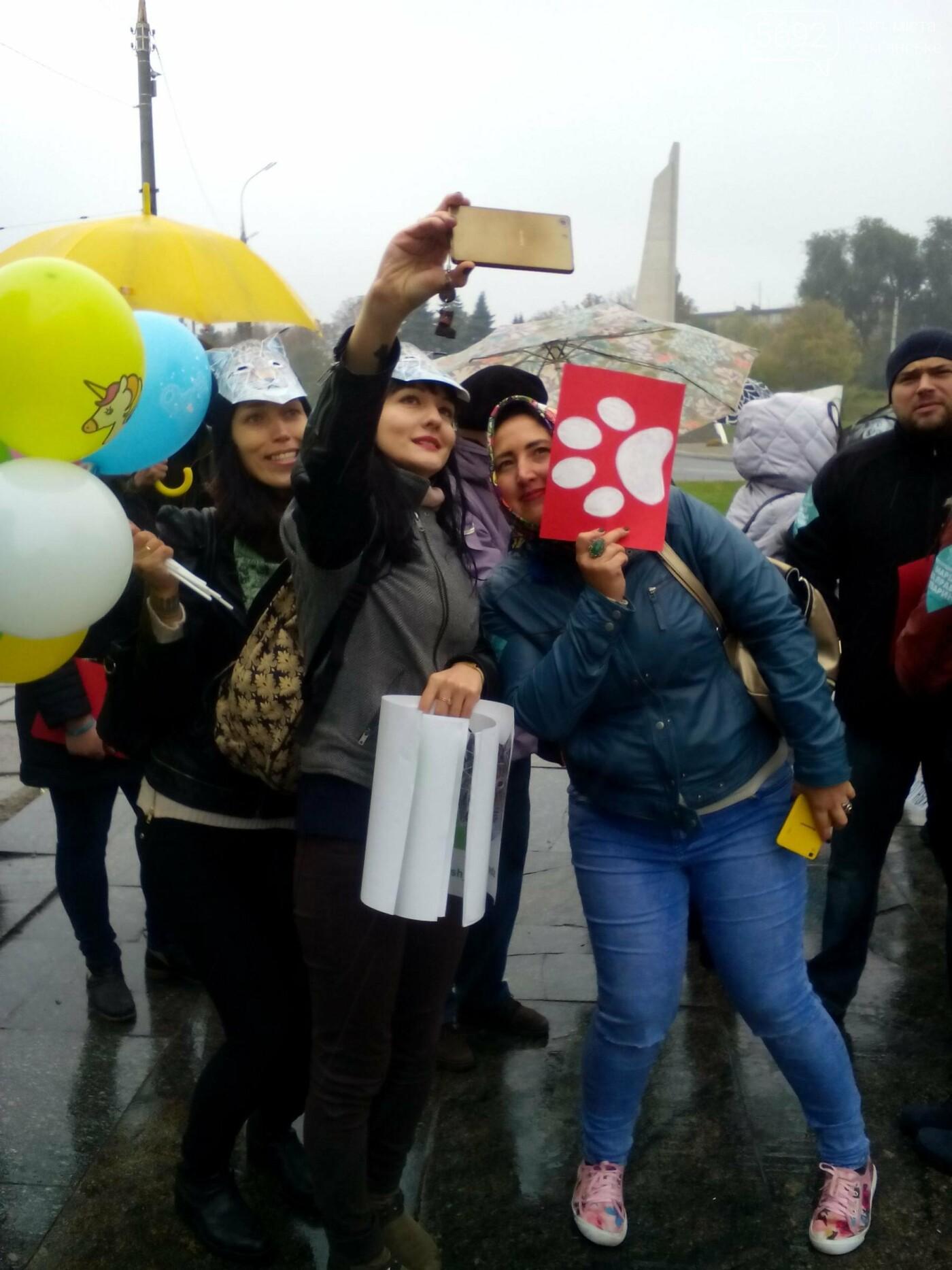 В Каменском прошел марш за права животных, фото-4