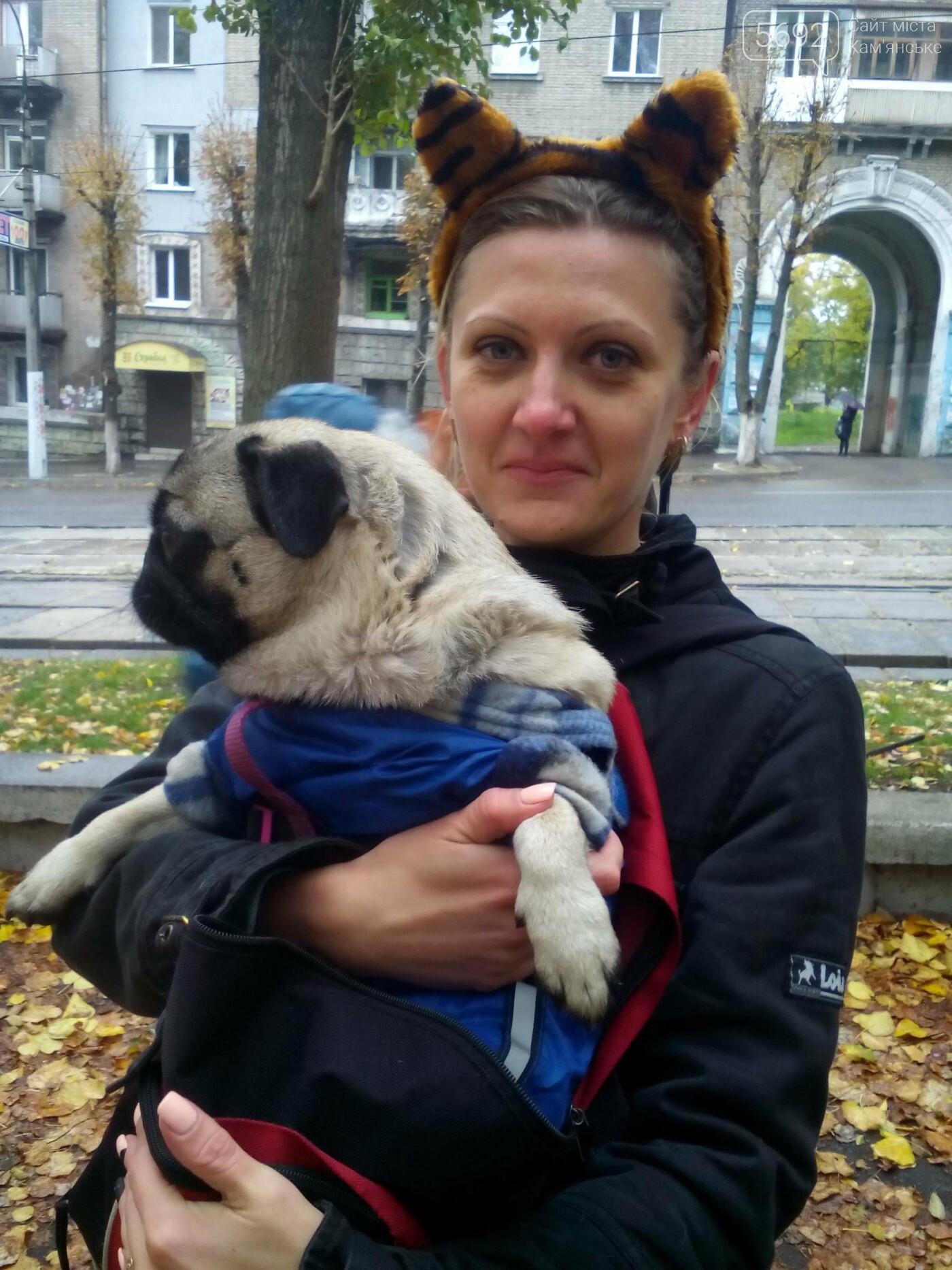 В Каменском прошел марш за права животных, фото-9