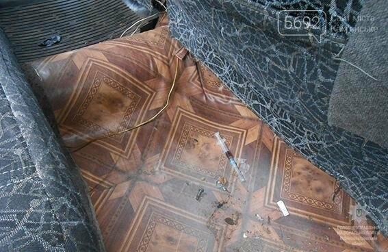 В Каменском у водителя-нарушителя обнаружили шприцы с опием, фото-1