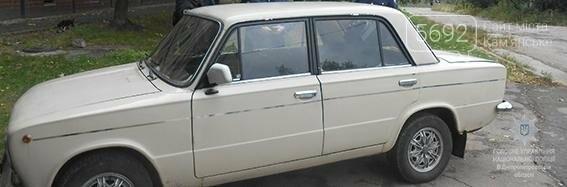 В Каменском у водителя-нарушителя обнаружили шприцы с опием, фото-3
