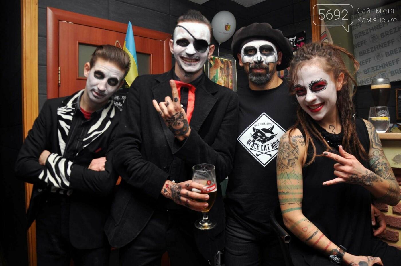 Жителей Каменского приглашают на празднование Хэллоуина, фото-2