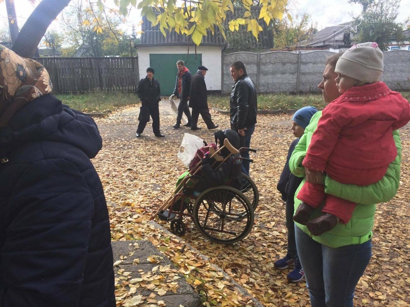 Газовый конфликт на ул. Горького в Каменском, фото-3