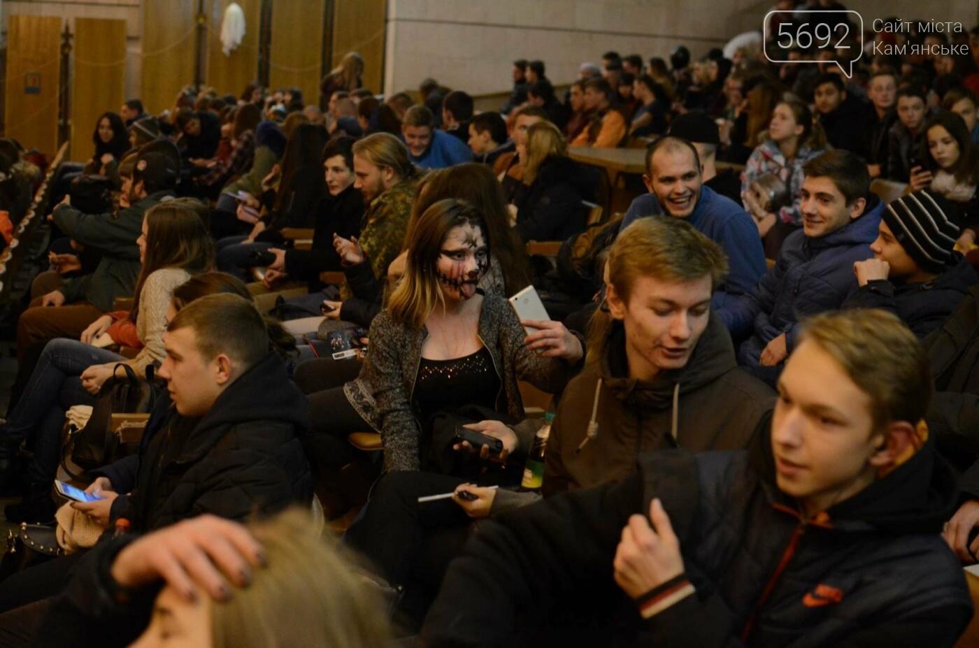 Ночь кино в Каменском посвятили Хэллоуину, фото-1