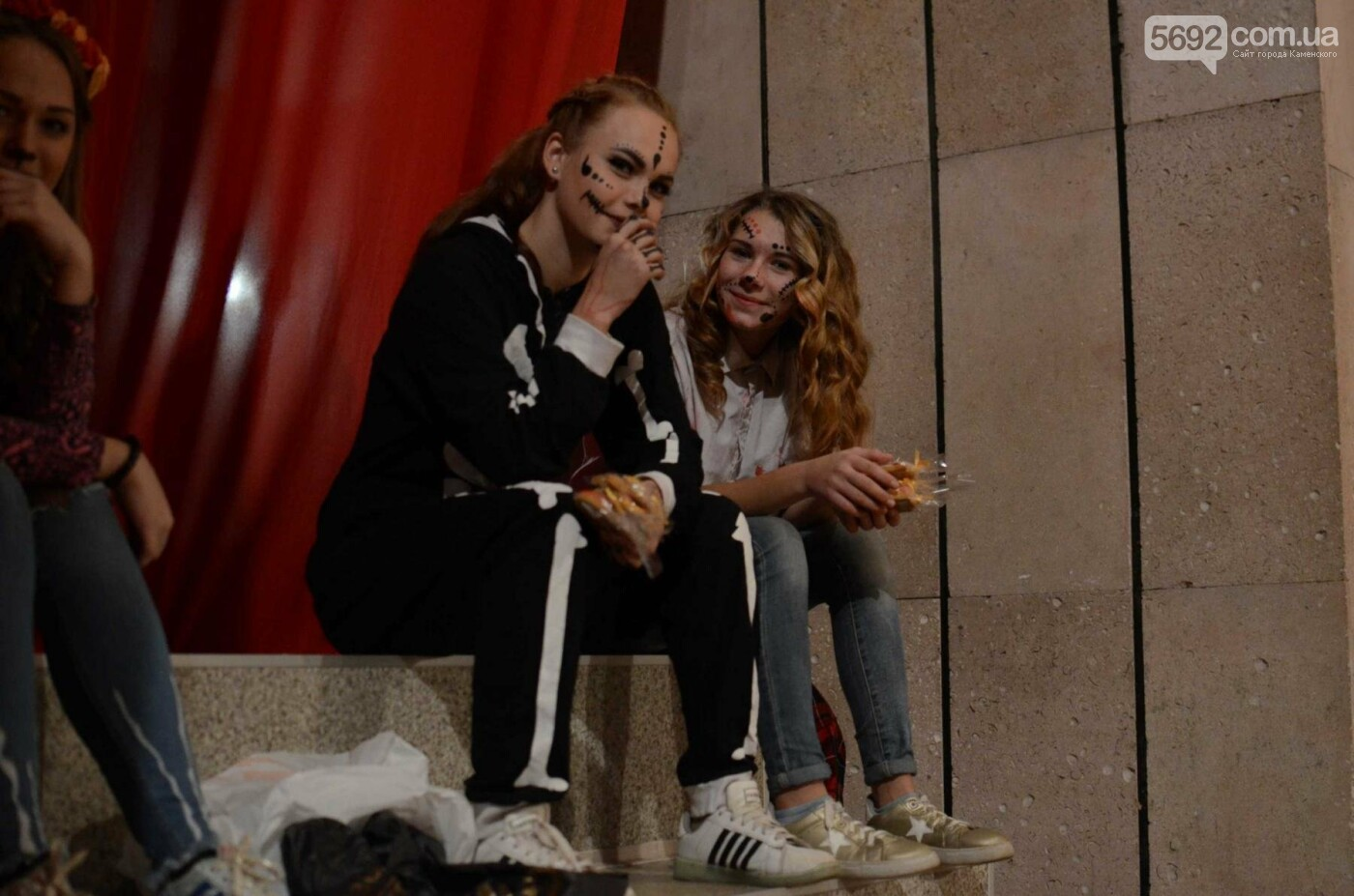 Ночь кино в Каменском посвятили Хэллоуину, фото-17