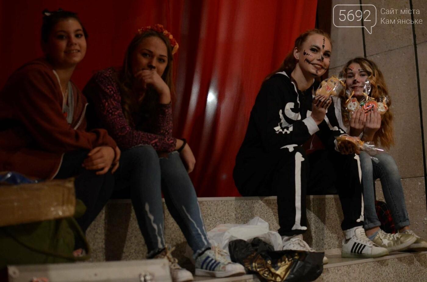 Ночь кино в Каменском посвятили Хэллоуину, фото-29
