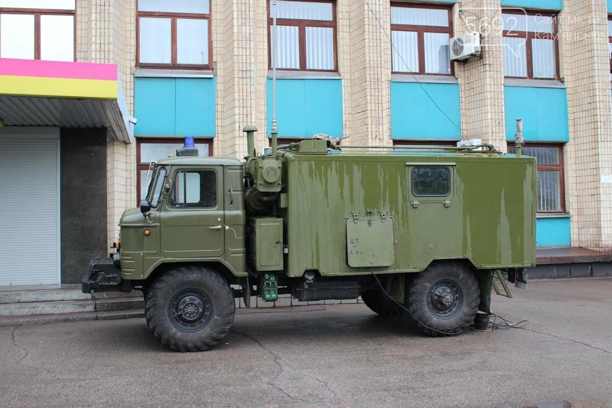 Полиция и военная техника: так в Каменском проходят антитеррористические учения, фото-4