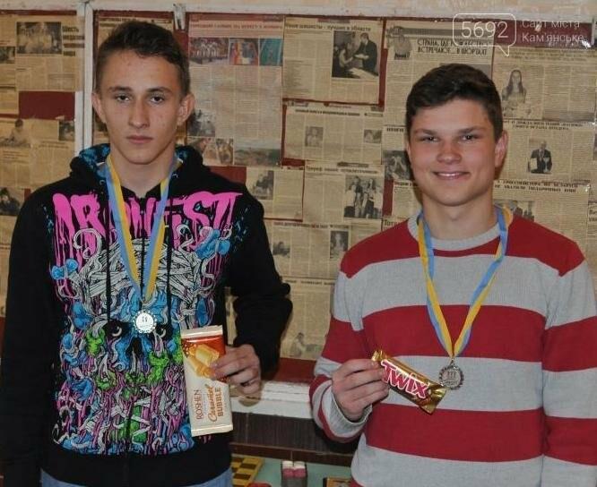 Шашисты Каменского соревновались за звание чемпиона города, фото-1