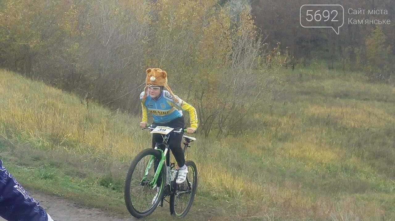 Велосипедисты Каменского завершили велосезон, фото-10