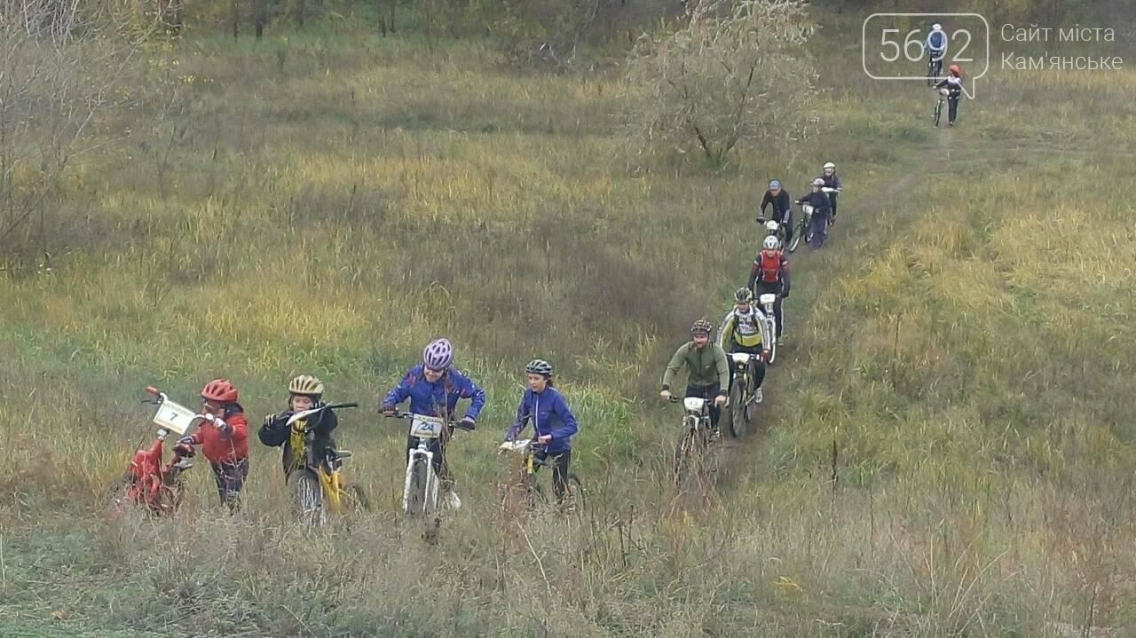 Велосипедисты Каменского завершили велосезон, фото-15