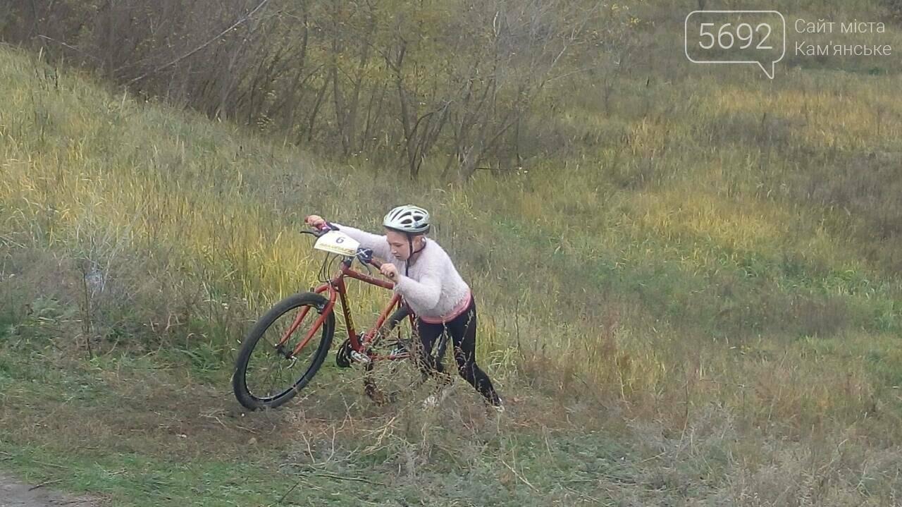 Велосипедисты Каменского завершили велосезон, фото-14