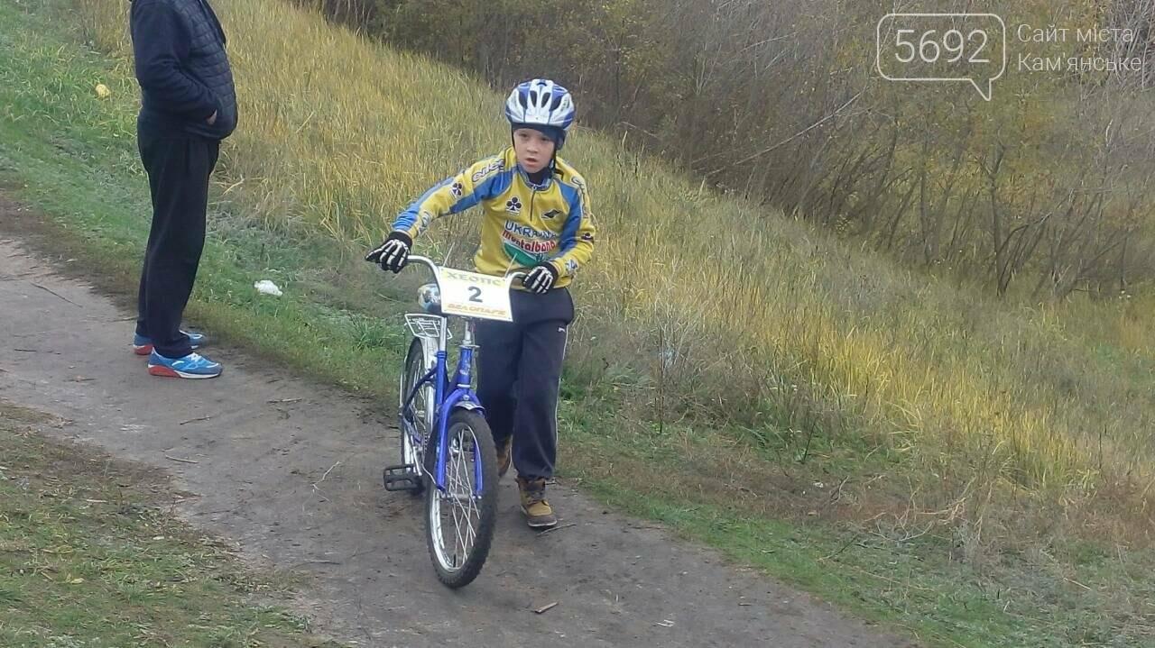 Велосипедисты Каменского завершили велосезон, фото-9