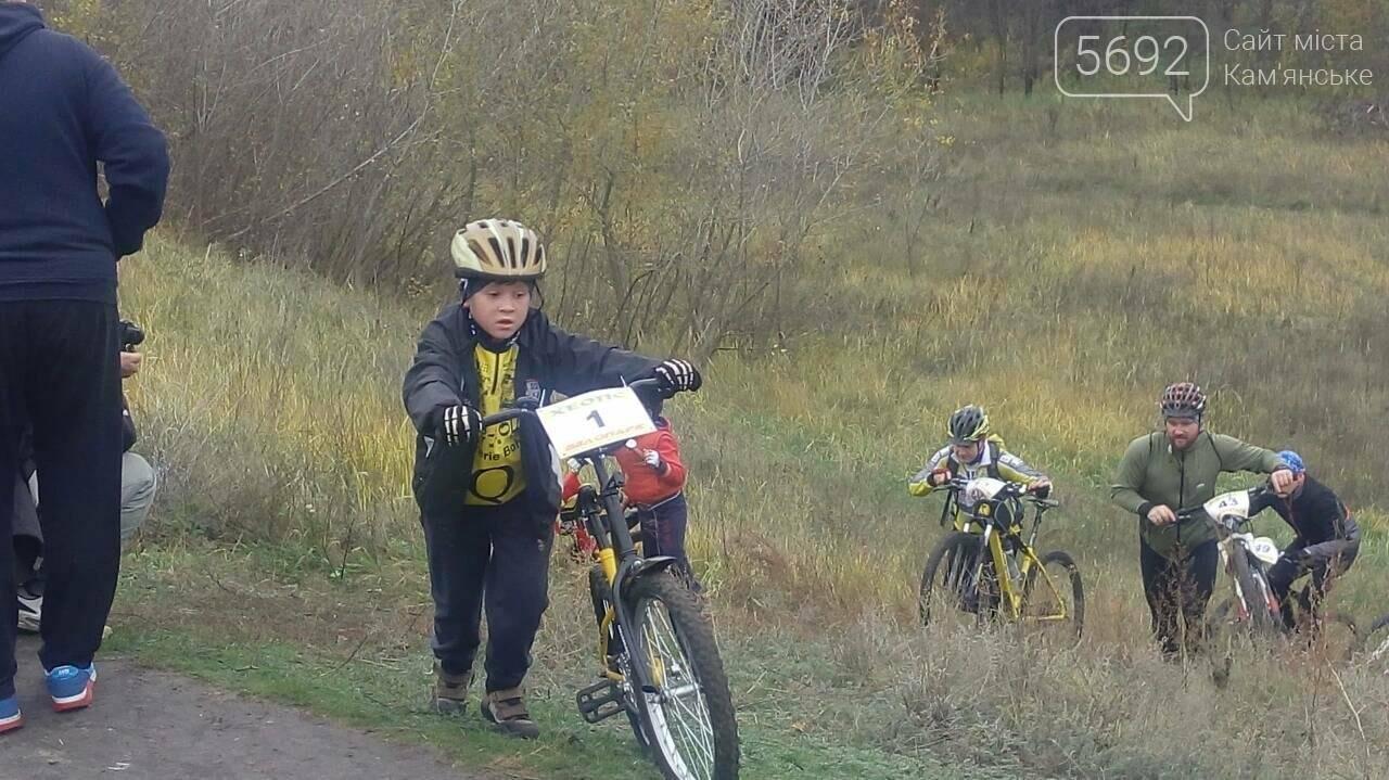 Велосипедисты Каменского завершили велосезон, фото-12
