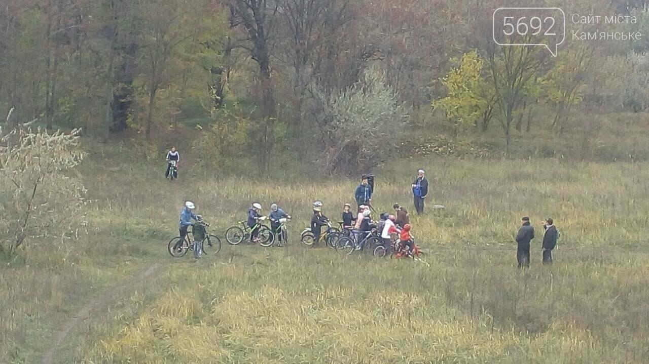 Велосипедисты Каменского завершили велосезон, фото-16