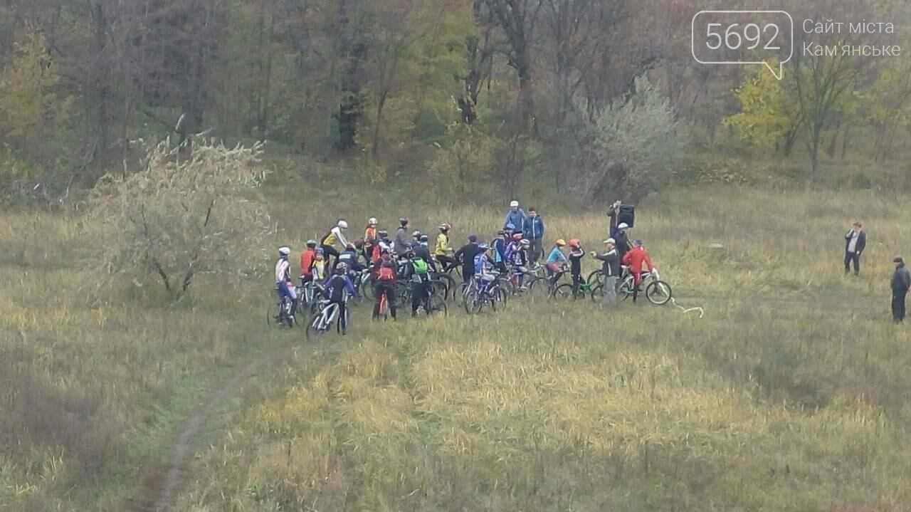 Велосипедисты Каменского завершили велосезон, фото-6