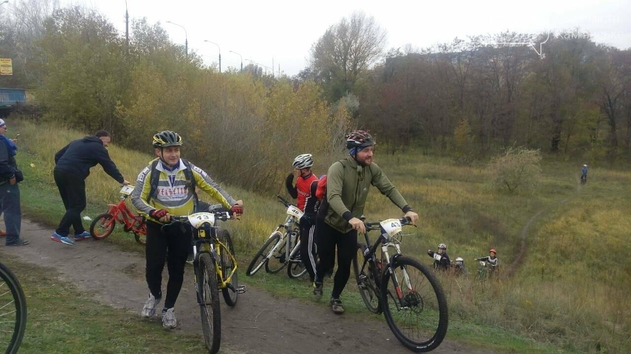 Велосипедисты Каменского завершили велосезон, фото-7