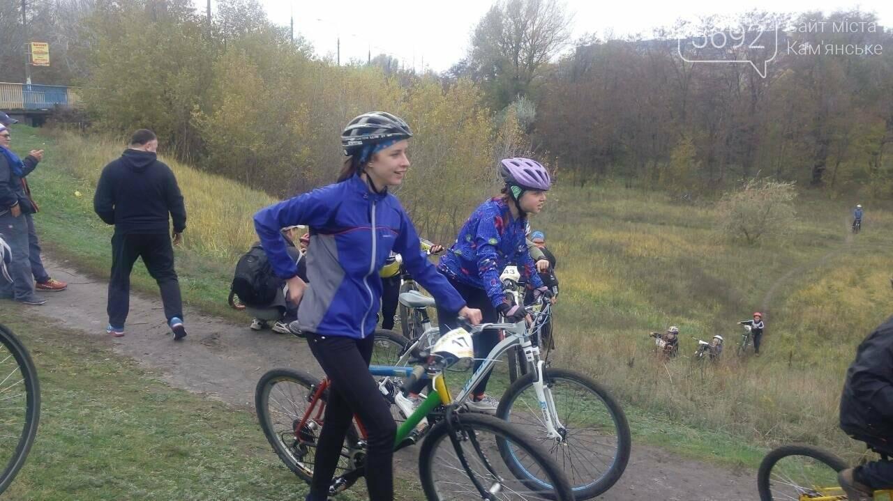 Велосипедисты Каменского завершили велосезон, фото-3