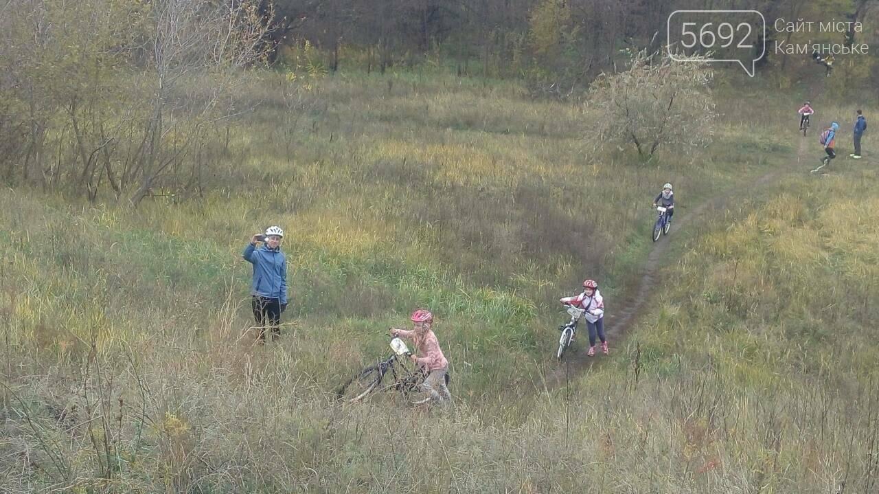 Велосипедисты Каменского завершили велосезон, фото-1