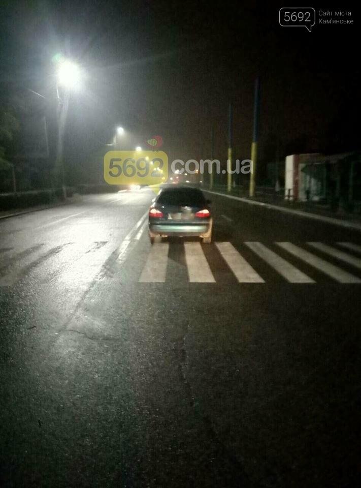 В Каменском в ДТП пострадала женщина, фото-3