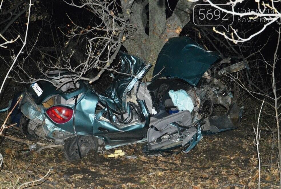 Четверо подростков разбились насмерть в ДТП возле Каменского, фото-4