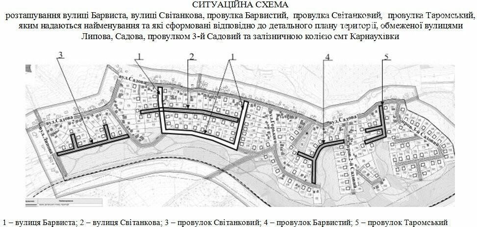 В Каменском и Карнауховке появятся новые улицы, фото-1