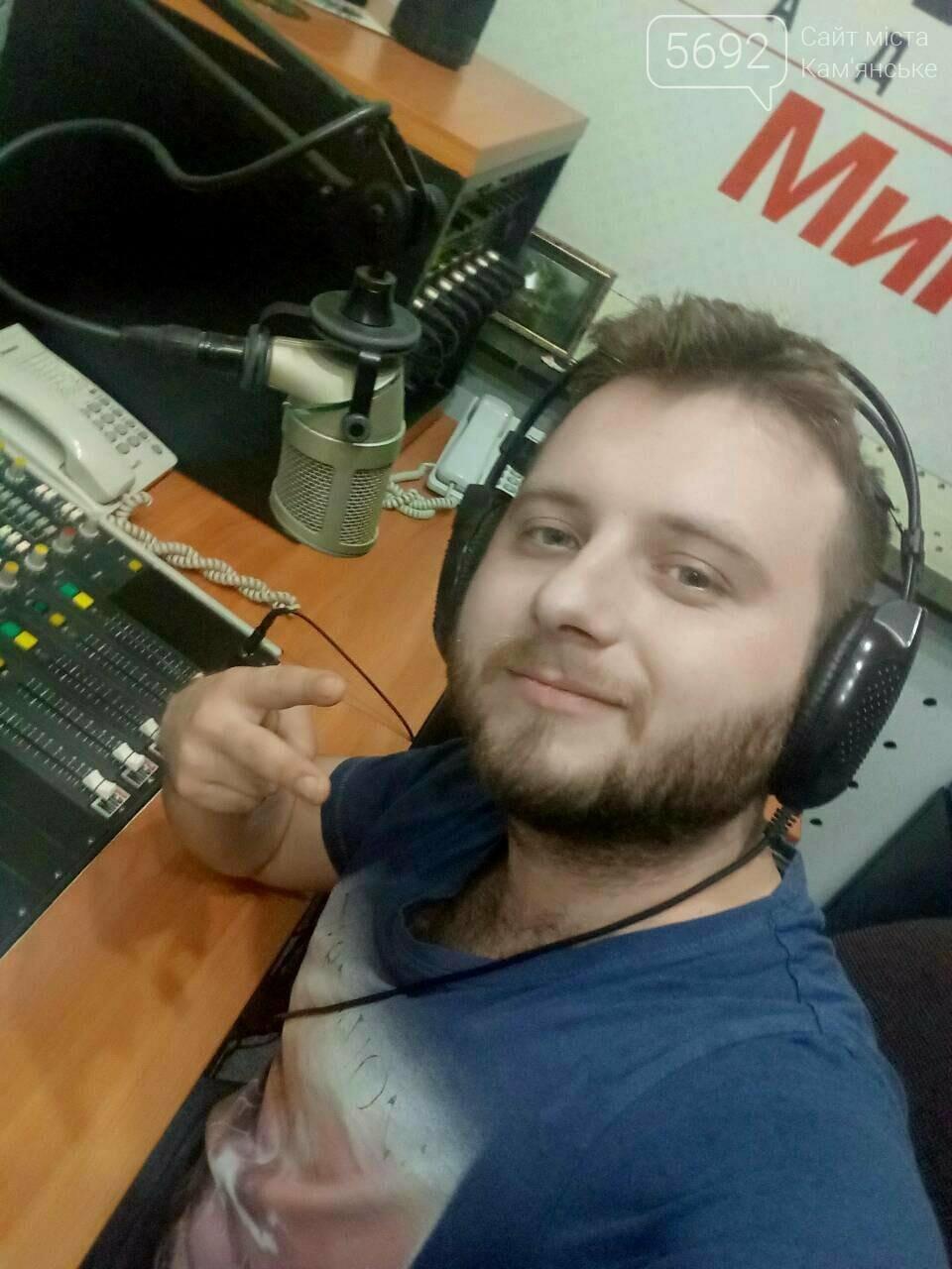 Михаил Акуленко: «Радиоведущий должен быть «красавчиком», фото-1