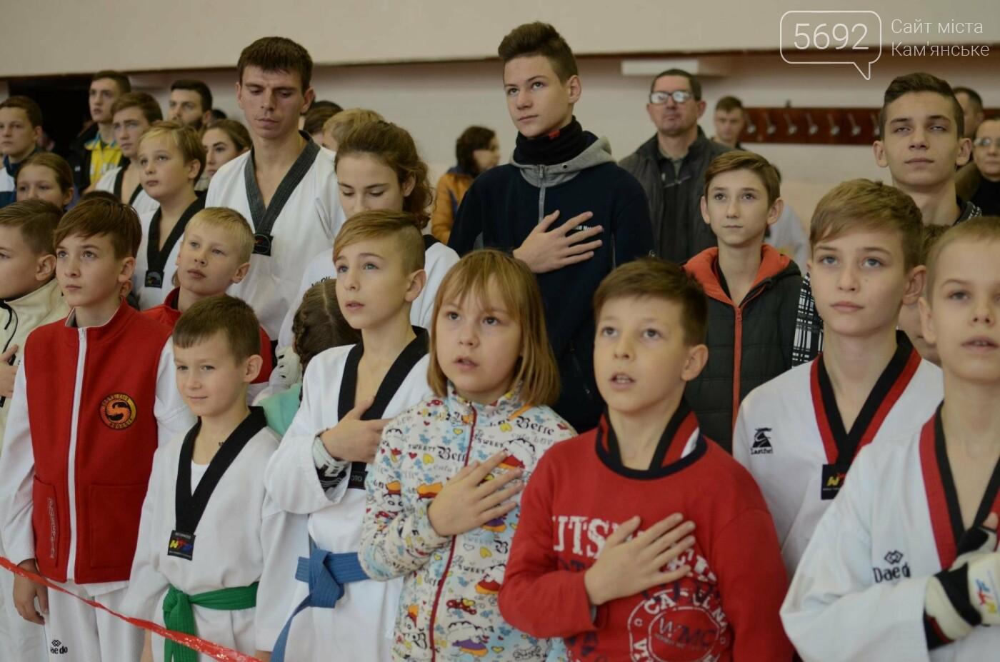 В Каменском стартовал чемпионат Днепропетровщины по тхеквондо, фото-7