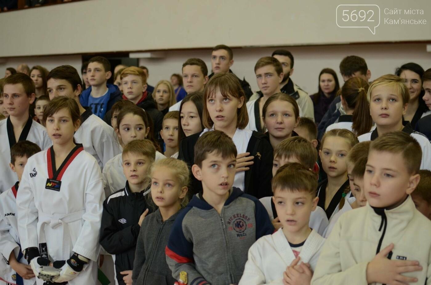 В Каменском стартовал чемпионат Днепропетровщины по тхеквондо, фото-4