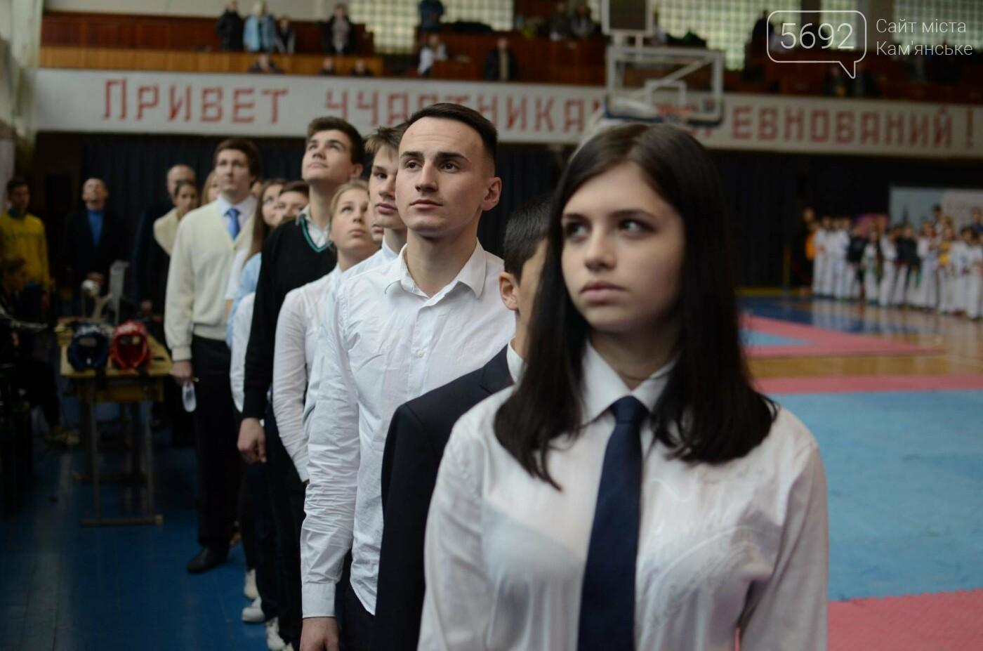 В Каменском стартовал чемпионат Днепропетровщины по тхеквондо, фото-2
