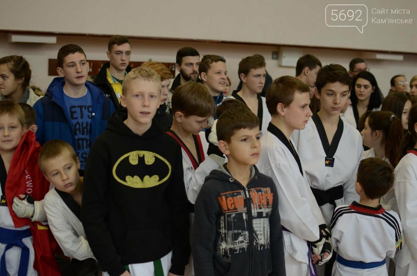 В Каменском стартовал чемпионат Днепропетровщины по тхеквондо, фото-5