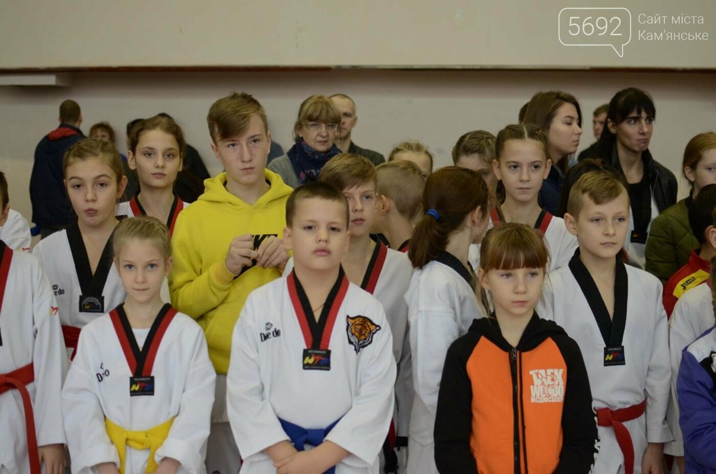 В Каменском стартовал чемпионат Днепропетровщины по тхеквондо, фото-9