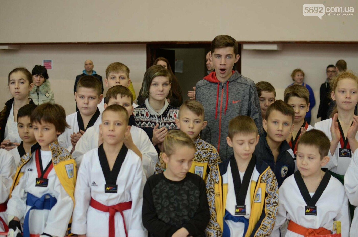 В Каменском стартовал чемпионат Днепропетровщины по тхеквондо, фото-10