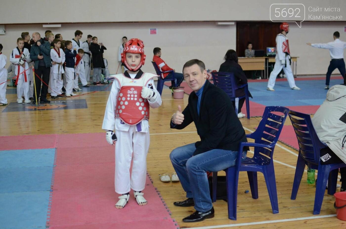 В Каменском стартовал чемпионат Днепропетровщины по тхеквондо, фото-26