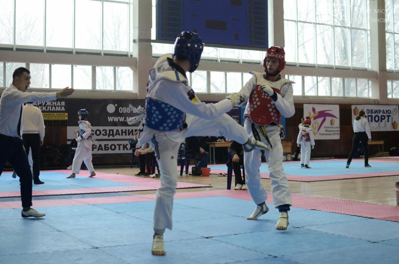 В Каменском стартовал чемпионат Днепропетровщины по тхеквондо, фото-12