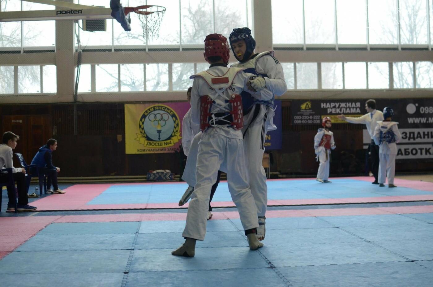 В Каменском стартовал чемпионат Днепропетровщины по тхеквондо, фото-29