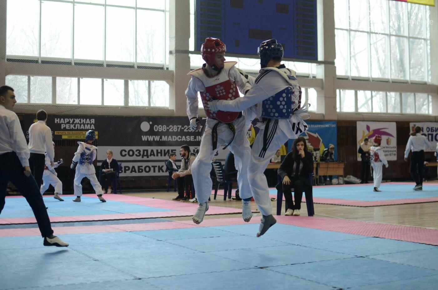 В Каменском стартовал чемпионат Днепропетровщины по тхеквондо, фото-13