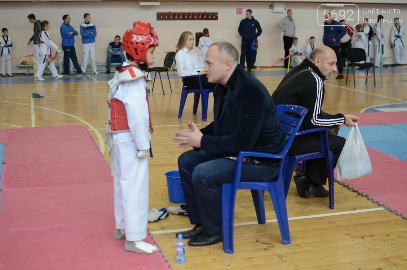 В Каменском стартовал чемпионат Днепропетровщины по тхеквондо, фото-19
