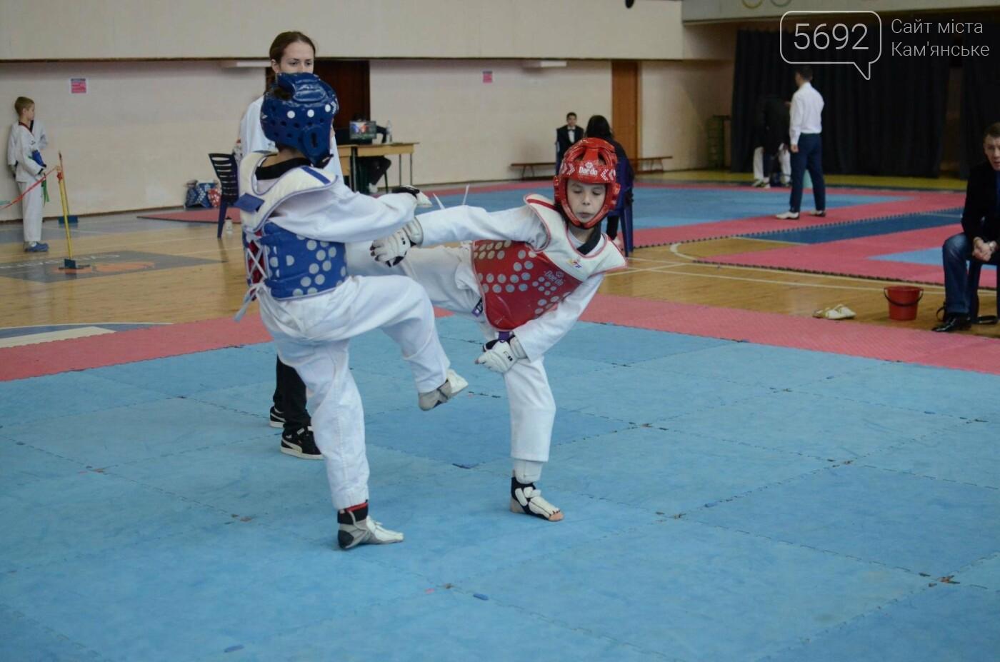 В Каменском стартовал чемпионат Днепропетровщины по тхеквондо, фото-16
