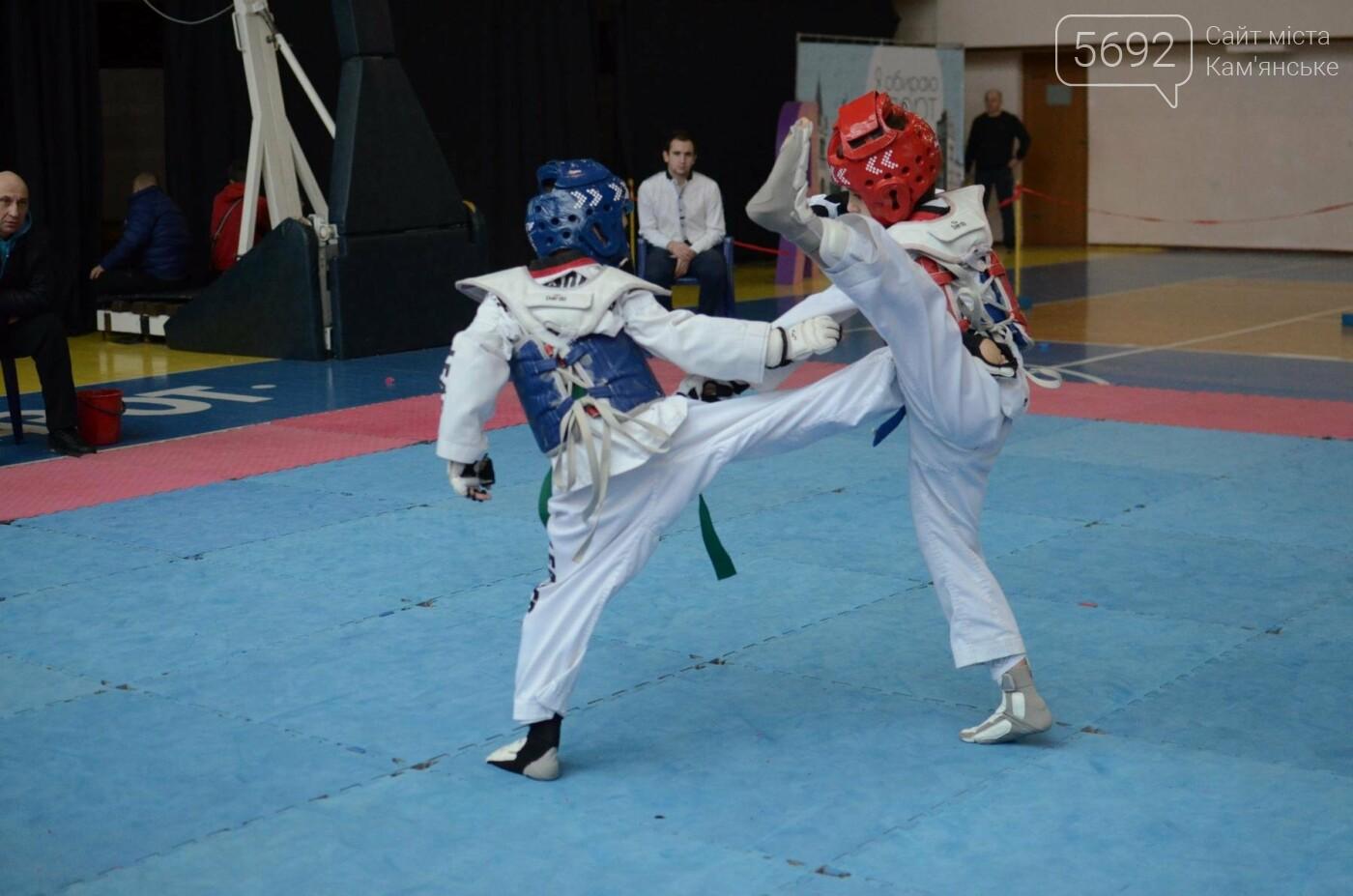 В Каменском стартовал чемпионат Днепропетровщины по тхеквондо, фото-14