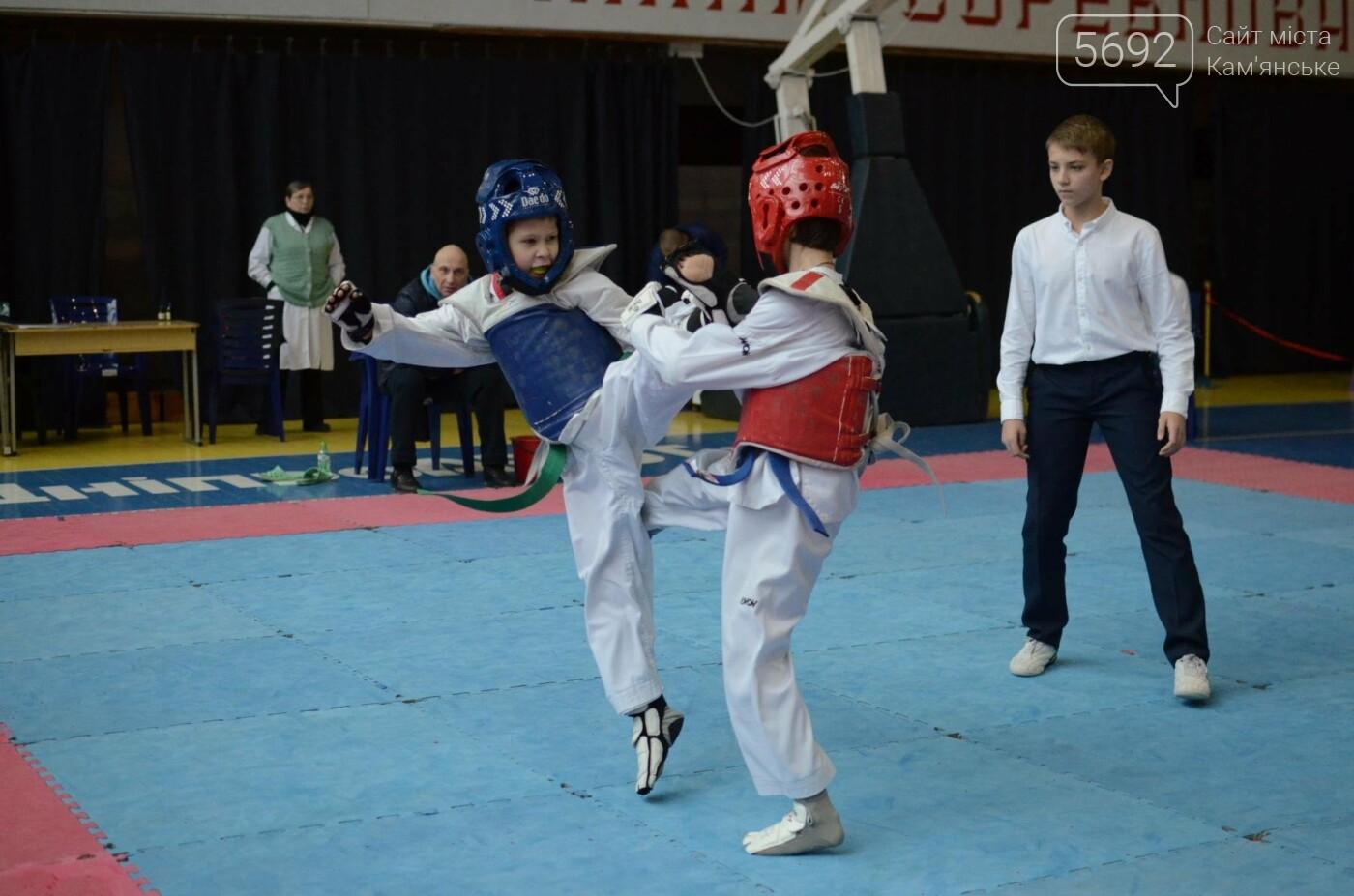 В Каменском стартовал чемпионат Днепропетровщины по тхеквондо, фото-17