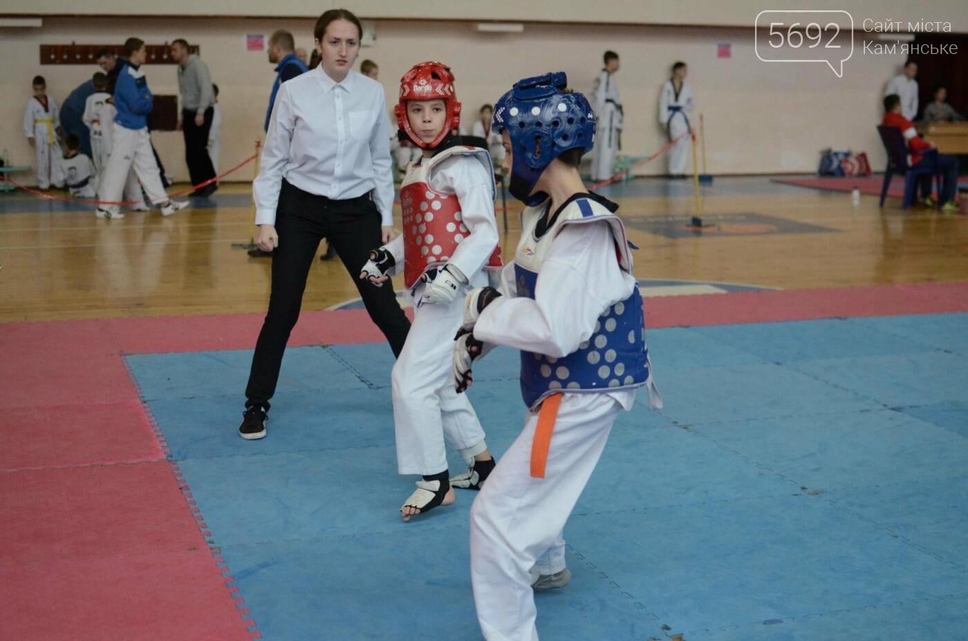 В Каменском стартовал чемпионат Днепропетровщины по тхеквондо, фото-20