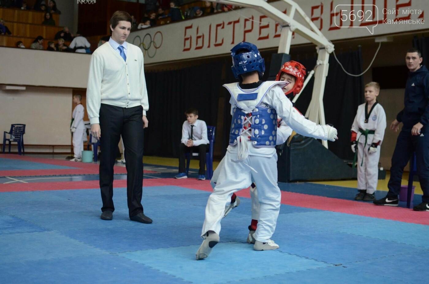 В Каменском стартовал чемпионат Днепропетровщины по тхеквондо, фото-47