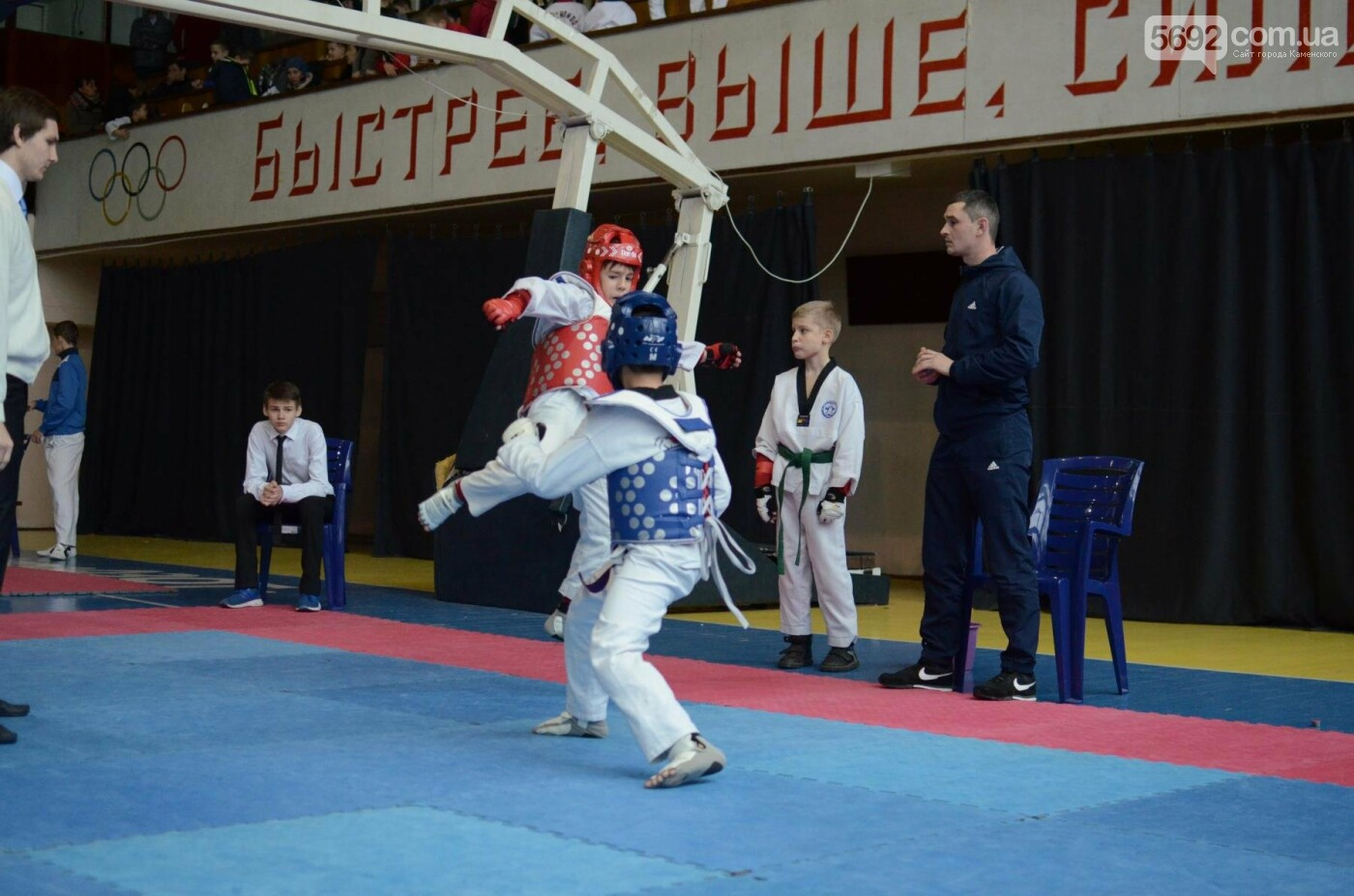 В Каменском стартовал чемпионат Днепропетровщины по тхеквондо, фото-22