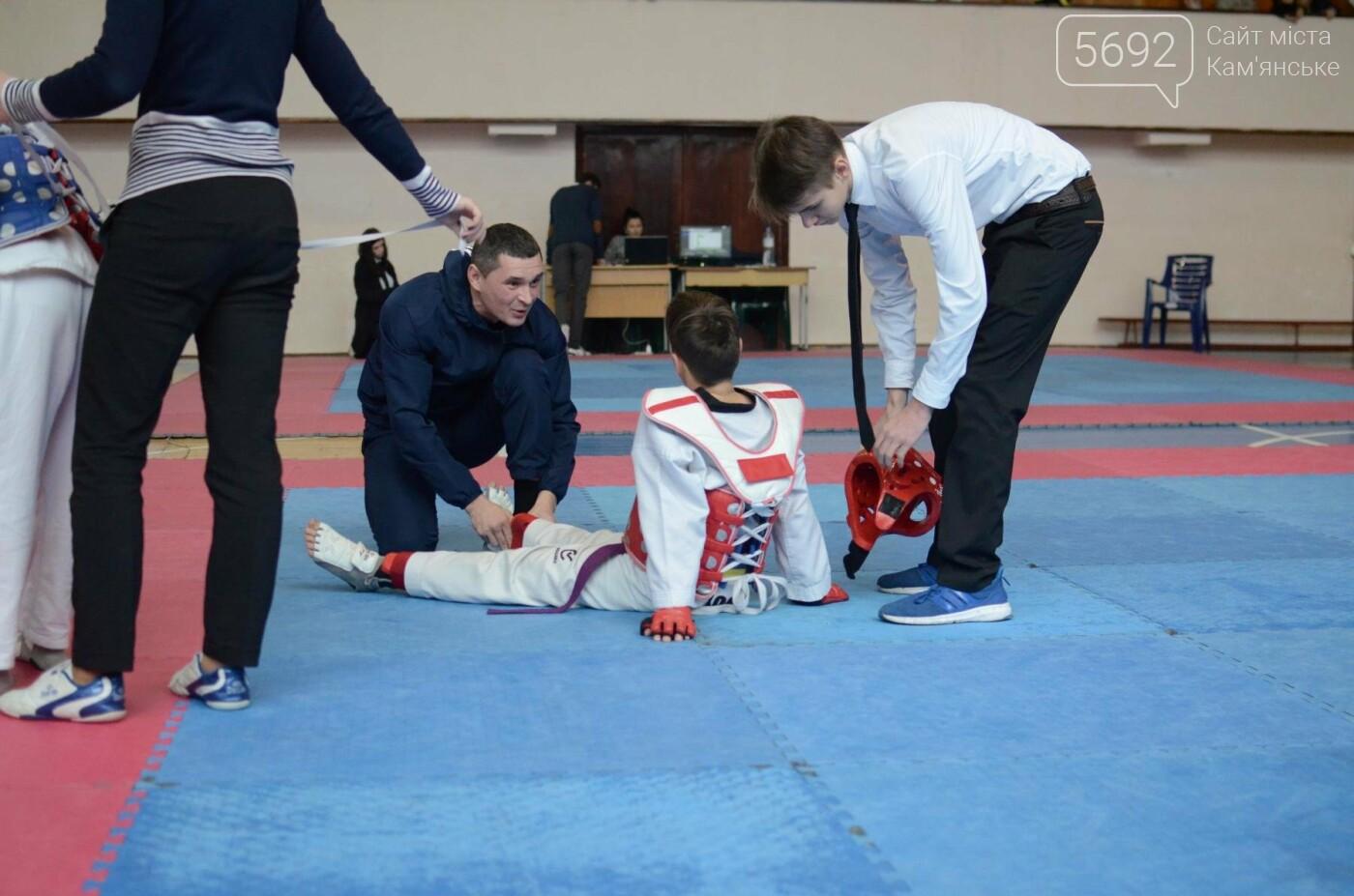В Каменском стартовал чемпионат Днепропетровщины по тхеквондо, фото-35