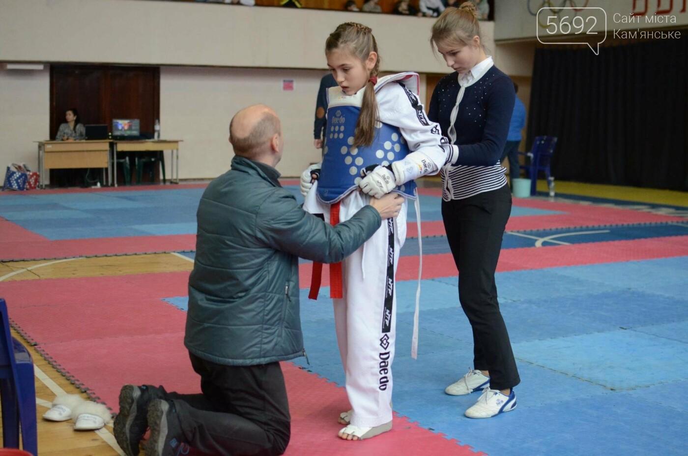 В Каменском стартовал чемпионат Днепропетровщины по тхеквондо, фото-37