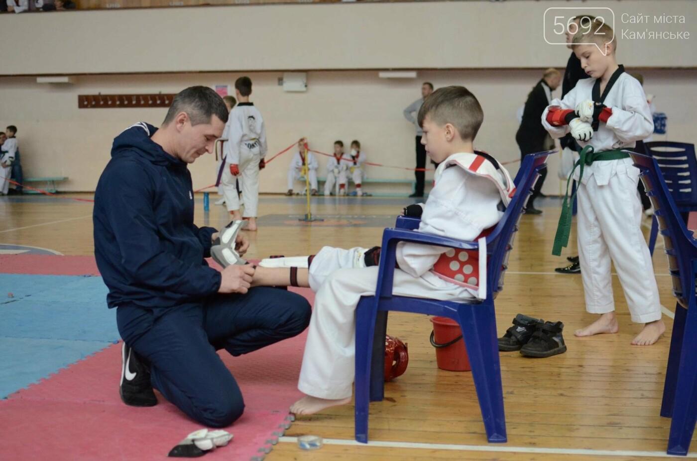 В Каменском стартовал чемпионат Днепропетровщины по тхеквондо, фото-28