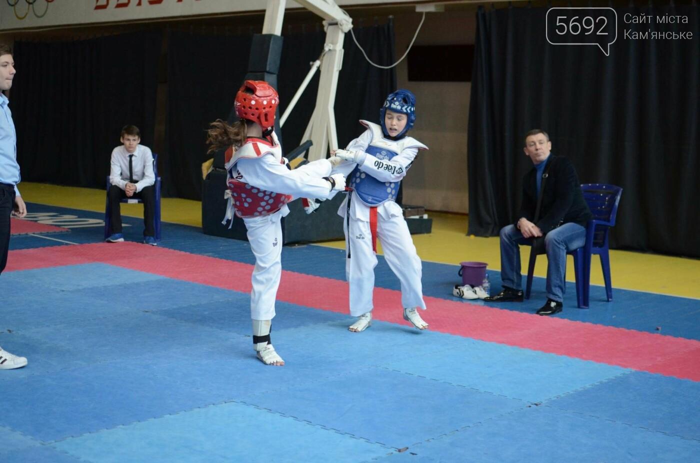В Каменском стартовал чемпионат Днепропетровщины по тхеквондо, фото-36
