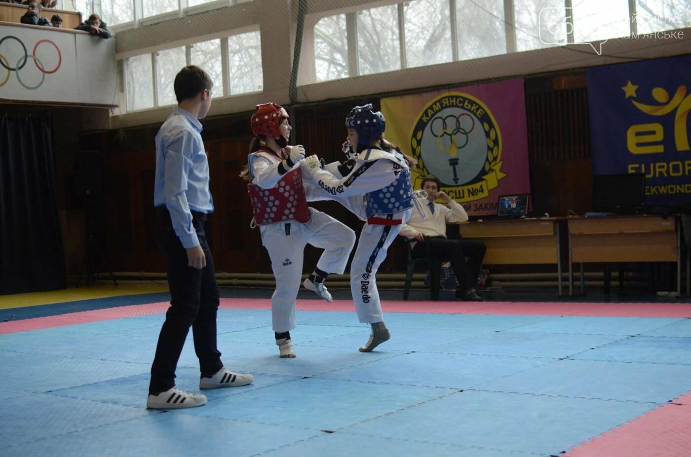 В Каменском стартовал чемпионат Днепропетровщины по тхеквондо, фото-30