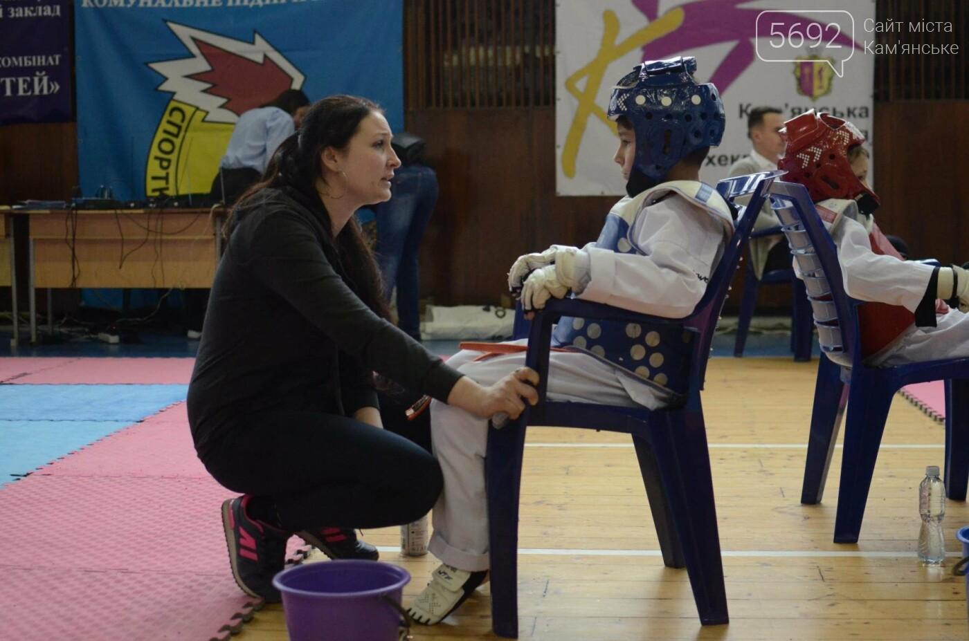 В Каменском стартовал чемпионат Днепропетровщины по тхеквондо, фото-38