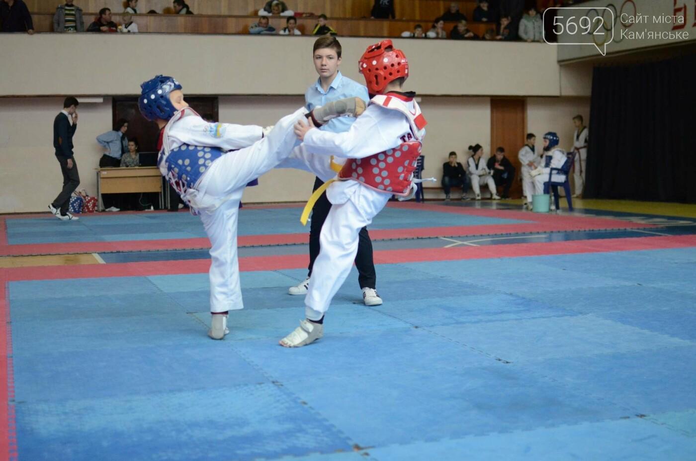 В Каменском стартовал чемпионат Днепропетровщины по тхеквондо, фото-34